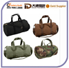 sports military canvas duffle bag army shoulder bag with strap