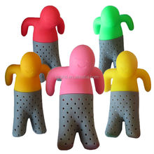 Promotion gifts wholesales fred and friends mister tea infuser