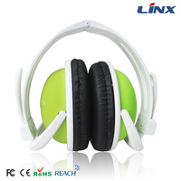 foldable stereo headset headphone with free sample
