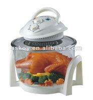 High quality 7L Electircal halogen replacement bulb convection oven with CE/GS/ROHS/LFGB