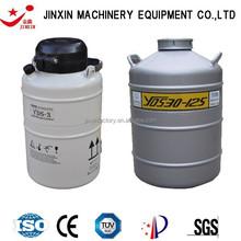 YDS-3 hot sale liquid nitrogen container price, dewar vessel