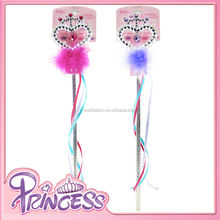 FW-1168 2015 New product Party celebration toy Purple&Pink colol Two Model Funny design for Girls Children Fairy Wands