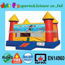 castillo hinchable marino inflable nuevo diseño