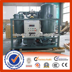 Sell Series TY Turbine Oil Purifier, Used Ship Oil Recycling Machine, Oil Dewatering Plant