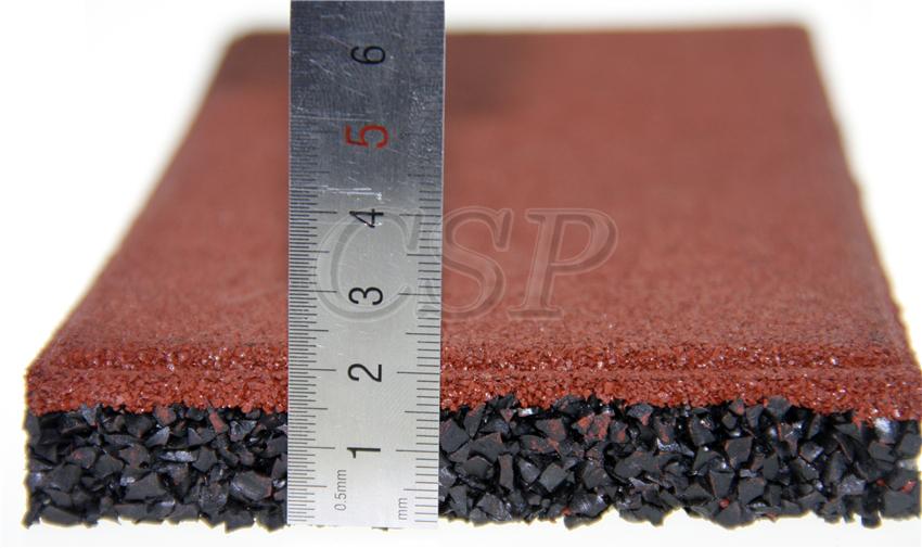 La mejor calidad de goma estera del piso para gimnasio - Suelo de goma para ninos ...