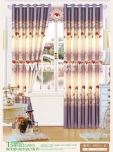 curtain design linen fabric printing curtain ready made curtain