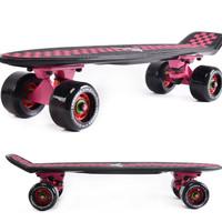 67-002 single rocker fish plate banana four wheels new plastic color skateboarding roller waveboard skateboard skate board