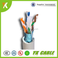 outdoor waterproof ftp armoured cat5e cable