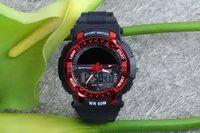 Fashionable useful digital calorie meter watch