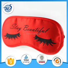 Cheap personalized sleeping eye mask with customized logo