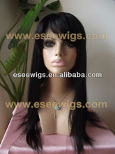 Top grade 100% malaysian virgin hair full lace wig wholesale