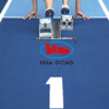 2014 Asian Games Supplier 13mm synthetic rubber athletic running tracks