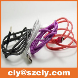 2015 new design For iPhone 5 5S 5C 6 Plus ipad 4 For Light Dock USB Data Charger Cable Line IOS