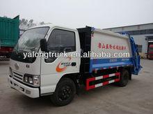 Proveedor China nuevo camión de basura / compresión camión de basura / de basura de basura camión