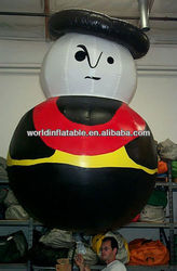 2013 Hot-Selling giant inflatable monster model