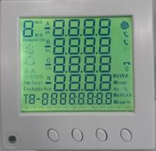 digital ammeter relay output ampere meter multifunciton panel meter power meter harmonic THD