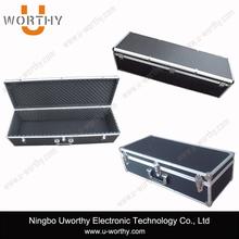 Top Quality 47'' Width Aluminum Gun Shipping Carrying Case, Low Price Aluminum Sample Case