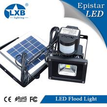 led solar flood light solar led flood light with pir motion sensor