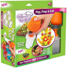 Fruit and Vegetable POP and Chef