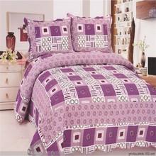 Dubai comforter set with matching curtains
