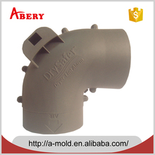 Molded plastic parts of housewares, molded plastic products