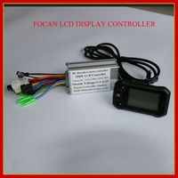 48V 250w/350W Electric bike scooter LCD display controller