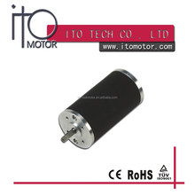 53ZYT Series DC Brushed Motor /high power dc motor with 12v 24v/low speed high torque 53mm dc motor