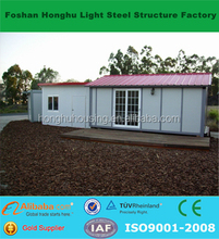 Economical easy fast install container house low cost china container house with ISO9001