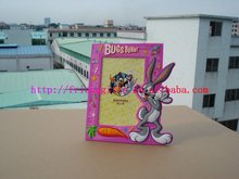 2012 best selling double side glass picture frame,photo show