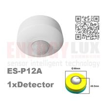 Montaje en techo detector Sensor ES-P12A