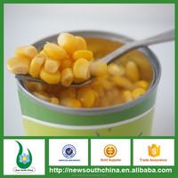 All types of canned sweet corn 200g 400g 3kg