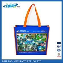 Christmas 2016 China Supplier PP Non Woven Shopping Bag
