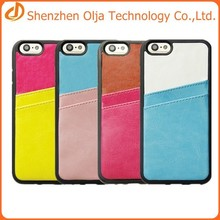 For apple iphone 6 mobile phone case,for apple iphone 6 wallet cover case