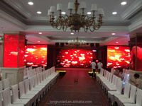 Indoor HD Full Color SMD P6 mm led concert display screen