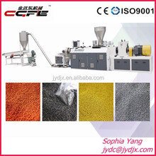 CGFE Plastic PVC Granulating Machine Compounding Pelletizing Machine