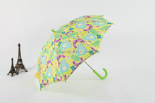 honsen 2015 hot sale cute brand high quality umbrella craft for kids