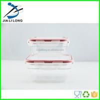 square antistatic plastic container