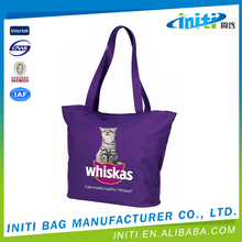 Wholesale europe standard new design handmade cotton bags and purse