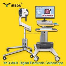 Hd électronique Colposcope logiciels / USB Microscope numérique