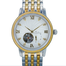 Automatic All stainless steel watch