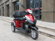600w 48v CE and EEC certification 3 wheel electric tricycle