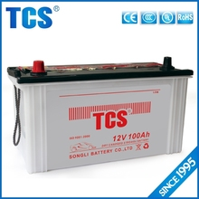 Highly recommend 95E41L bosch car battery 12V100AH scrap car battery car battery 100ah best price