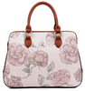 2015 the latest popular inkjet flower type bag, customizable color, Chinese wind bag