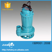 Small design stainless steel submersible dirty water pumps for sale