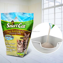 Dust Free Made 100% out of Grass Pioneer Pet NATURAL cat litter 5lbs
