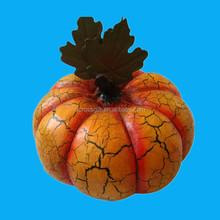 christmas pumpkin shape resin decoration craft
