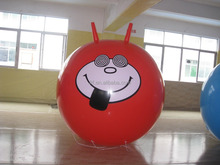 Cute advertising inflatable helium balloon, inflatable balloon animals