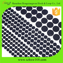 different sizes high quality adhesive hook and loop