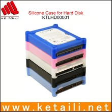 2015 New High Quality Customized Rugged Mini Disk Portable Hard Drive Cover, Silicone Disk Portable Hard Drive Bumber Case,Hard