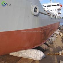 Floating ship airbag, dock natural rubber floating air bag